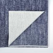 Трикотажная ткань 95х50 см хлопок 100%  джинсовый