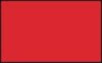 Краска акрил стекло/керамика банка 50 мл Красная