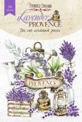 "Набор высечек, коллекция ""Lavender provence"", 54шт"