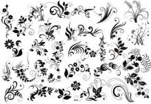 """Оверлей """"Летние цветы"""""""