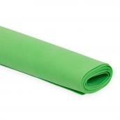 Пластичная замша   1 мм  60 x 70 см ± 3 см 25 Светло-зеленый