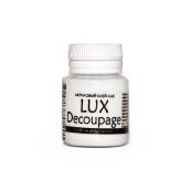 Клей-лак LUXART Decoupage для декупажа  20мл