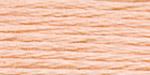 """Нитки для выш """"Gamma""""  мулине 100% хлопок   8 м №0310 св-персиковый"""