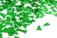 Пайетки россыпью Ideal  11х16мм цв.004 уп.50г елка
