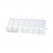 """Коробки для рукоделия   """"Gamma""""   контейнер   пластик   T-35  прозрачный"""