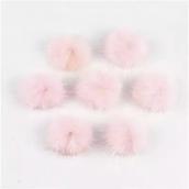 Помпон 2,5см розовый