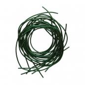 Канитель гладкая Зеленый 1 мм, 5 грамм +/- 0,5 гр.