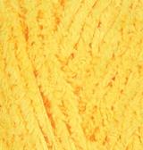 Пряжа ALIZE Softy желтый