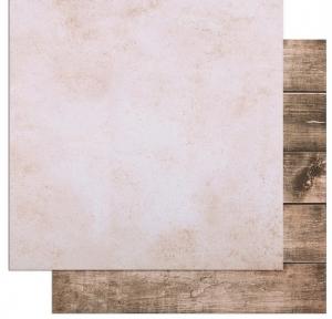 "Фотофон двусторонний ""Доски - Кремовая штукатурка"" 45 х 45 см, переплётный картон, 980 г/м   4729330"