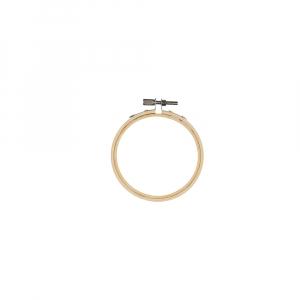 Пяльцы blitz bkw-10 d 100 мм бамбук круглые 4 круг