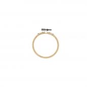 Пяльцы blitz bkw-10 d 127 мм бамбук круглые 5 круг