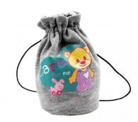 Рюкзак для куклы сер.