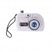 Фотоаппарат цв.серебро